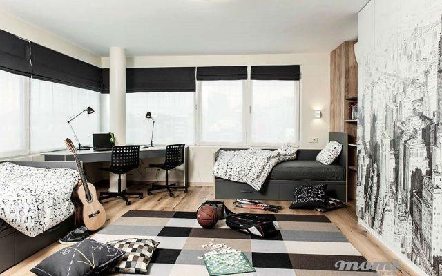 """Уютния дом започва с избора на подходящ дизайн сн. """"Моми Студио"""""""