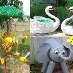 Направи си сам: Декоративни фигури за градината