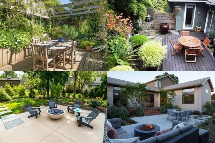Зона за отдих или градина