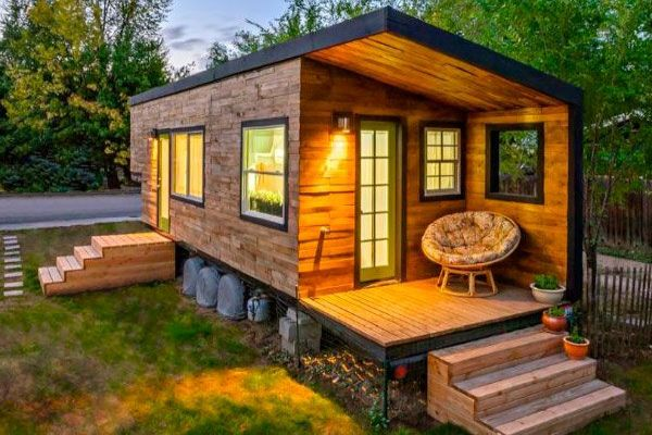 Къщи от контейнери – евтина проекти за живеене
