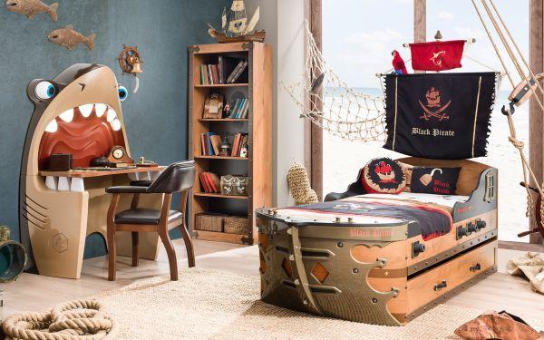 Пиратско легло кораб направи си сам