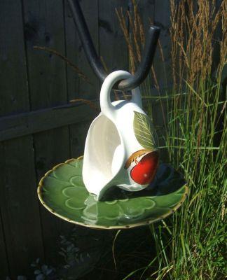 Оригинални хранилки за птици