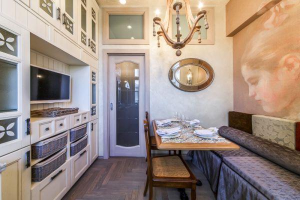 Кухня без прозорци?! Да, може да си го позволите!