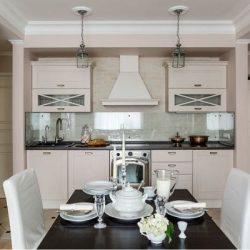 Кухня в коридор или кухня разширена с коридор съвети и идеи