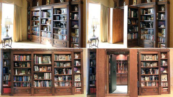 Идеи за тайна стая в интериора
