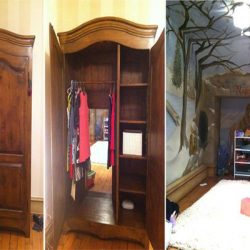 Идеи за тайна стая у дома