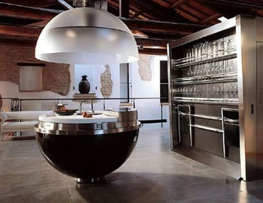 Уникална кухня идеи за обзавеждане