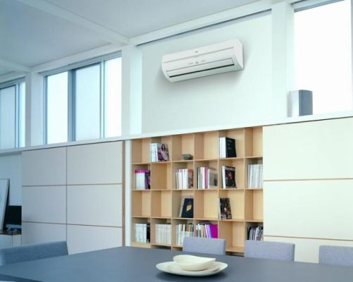 Климатик избор на място и правила за монтаж