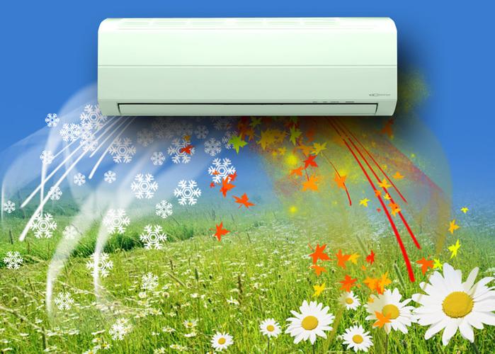 Как да скрием климатика