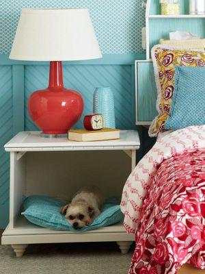 Легло за куче идеи