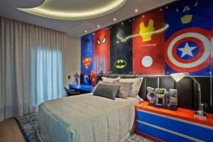 "Тематична детска стая ""Супергерой"": Как да отгледаме смело  и добро момче"