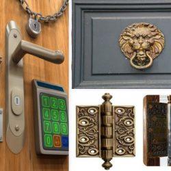 Аксесоари за врата: Панти, мандало, резета