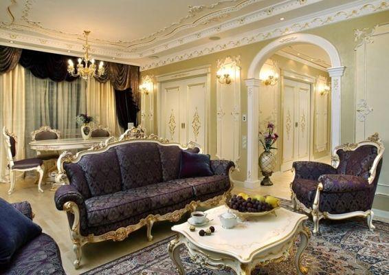 Мебели в стил барок
