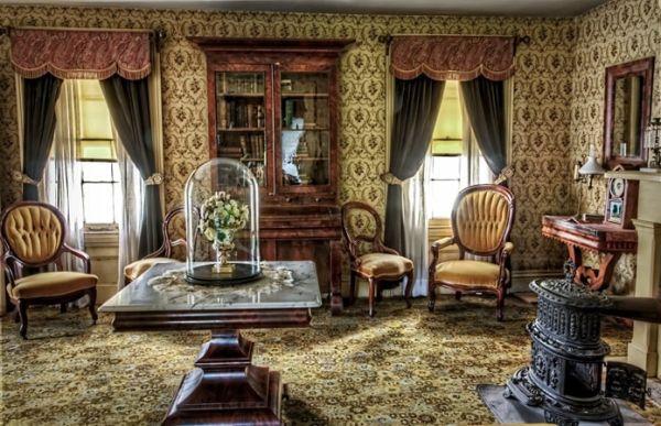 Викториански стил обзавеждане
