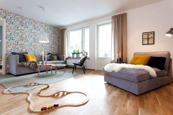 Шведски стил интериор