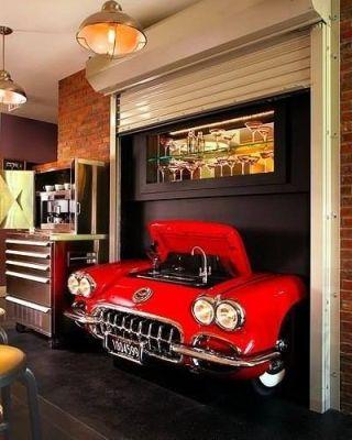 Направи си сам мебели от стари коли