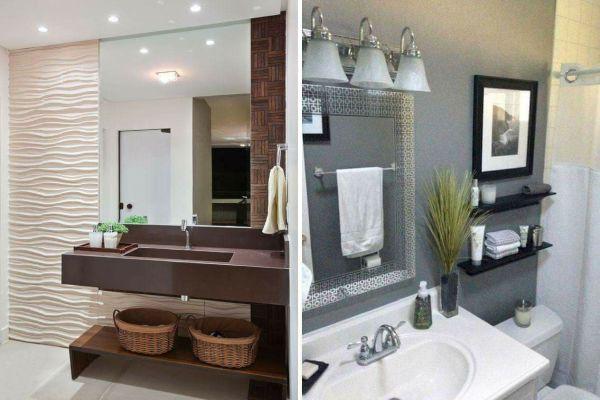Системи за съхранение в малки бани