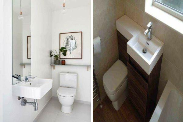 Санитарен фаянс за малки бани