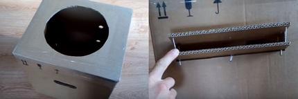 Направи си сам климатик от картон