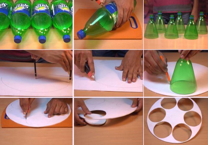Направи си сам климатик от бутилки