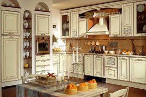 Винтидж кухня – всичко ново е добре забравено старо