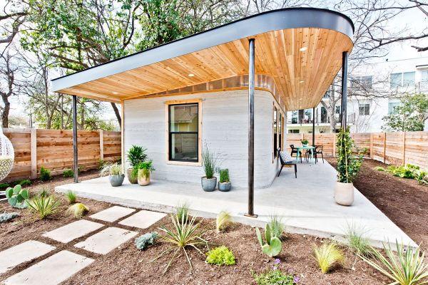 Принтирана къща - идеи за евтини къщи
