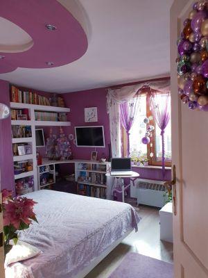 Къща в София с красива коледна декорация