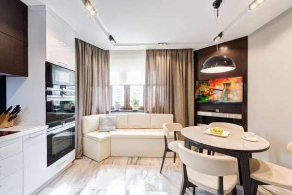 Ъглов кухненски диван