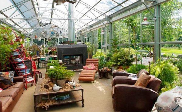 Зимна градина у дома – целогодишно лятно кътче (Идеи и съвети )
