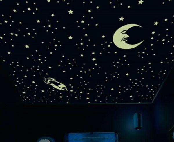 Как да направя звездно небе на тавана