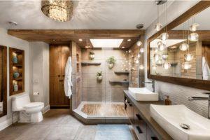 Модерна баня: Идеи за обзавеждане, което дълго ще е актуално и нестандартни мивки