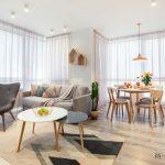 Полезни съвети при проектирането на интериорен дизайн на малки апартаменти