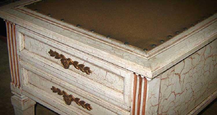 Как се прави кракле за състаряване на мебели и винтидж обзавеждане