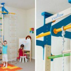 Идеи за шведска стена у дома