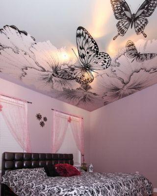 Идеи за таван на спалня