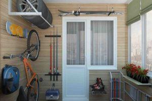 Правила за съхранение на вещи и продукти на балкона