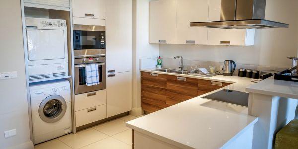 Пералня в кухнята – къде и как да я поставим