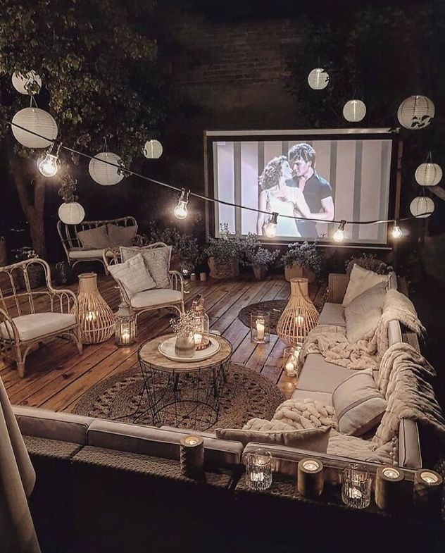 Домашен кино салон – лукс не само богати