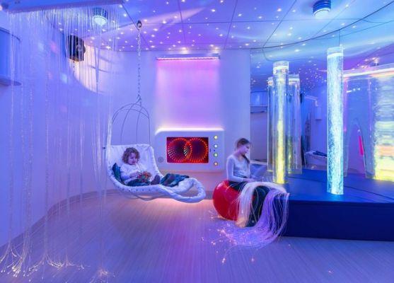Обзавеждане на сензорна стая за деца със СОП