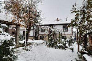 Зимна приказка в Басарбово: Домът на Павлина и Тодор Арнаудови