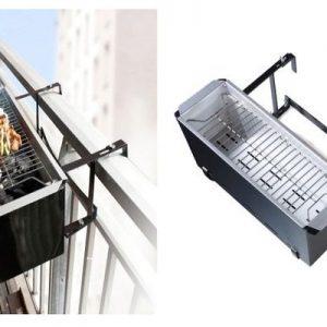 Електрическо барбекю за тераса
