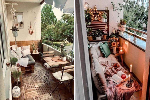 Красив балкон или как да превърнем едно практично кътче в оазис за отдих
