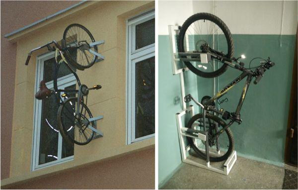 Велосипед у дома: Къде да сложим колелото, за да не пречи (Интересни идеи)