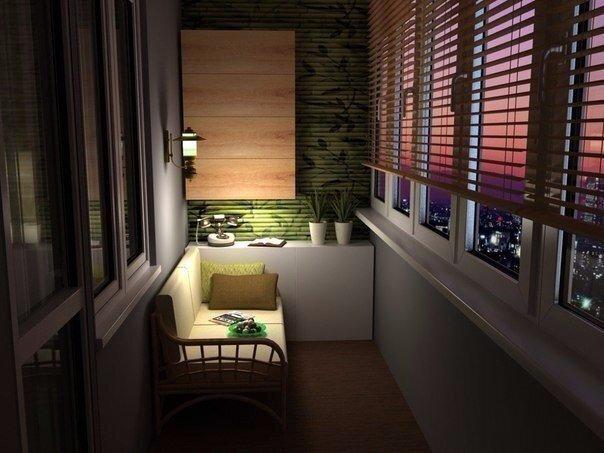 Идеи за терасата и балкона