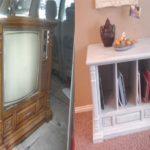 Направи си сам мебел за всекидневната от…стар телевизор