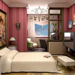Да обособим кабинет…в спалнята (Съвети при оформянето на зони)
