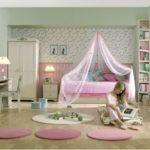 """Детска стая за момиче: Обзавеждане и съвети за първия """"дворец"""" на вашата принцеса"""