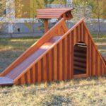 Направи си сам детска площадка: Пързалка