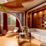 Мебели за всекидневна с модерен интериор