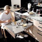 Удобна кухня: 20 страхотни идеи за оптимизация на пространството